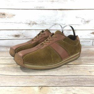 Clarks Original Sneakers Leather Size 8.5